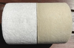 Clean versus Dirty Filter Cartridge