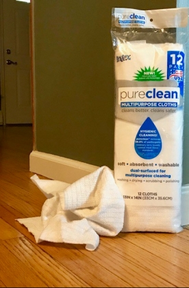 Pureclean Multipurpose Cloths